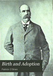 Birth and Adoption: A Book of Prose and Poetry
