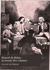 Honoré de Balzac in Twenty-five Volumes: The First Complete Translation Into English, Volume 25
