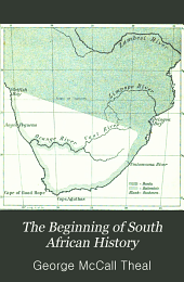 The Beginning of South African History