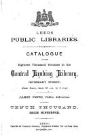 Catalogue of the     Central Lending Library PDF