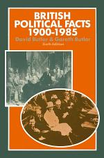 British Political Facts 1900–1985