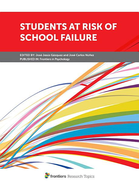Students at Risk of School Failure PDF