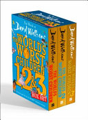 The World of David Walliams: The World's Worst Children 1, 2 & 3 Box Set