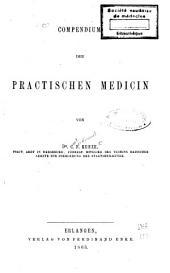 Compendium der practischen Medicin