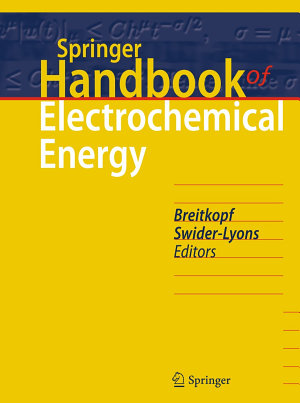 Springer Handbook of Electrochemical Energy