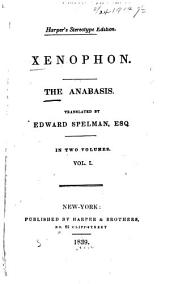 The Anabasis: Volume 1