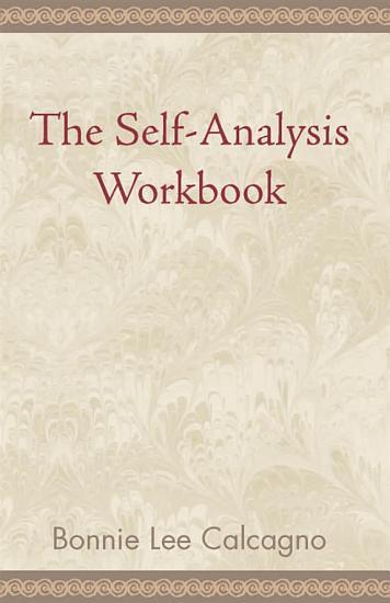 The Self Analysis Workbook PDF