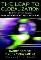 The Leap to Globalization PDF