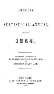 American Statistical Annual for the Year     PDF