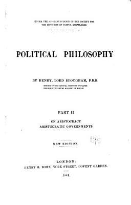 Of aristocracy  Aristocratic governments PDF