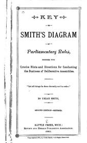 Key to Smith's Diagram of Parliamentary Rules: Together with Concise Hints and Directions for Conducting the Business of Deliberative Assemblies