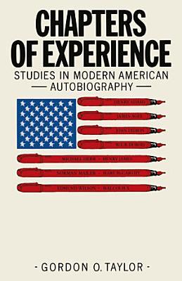 Studies in Modern American Autobiography