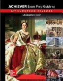 AP Achiever Exam Prep Guide European History  2e  2017  Student Edition Book