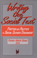 Writing the Social Text PDF