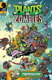 Plants vs. Zombies: Timepocalypse #1