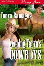 Keeping Taryn's Cowboys [Sunset Cowboys 3]