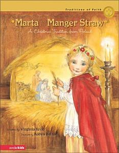 Marta and the Manger Straw Book