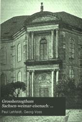 Grossherzogthum Sachsen-Weimar-Eisenach: Amtsgerichtsbezirke Grossrudestedt und Vieselbach