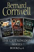The Last Kingdom Series Books 4 6  Sword Song  The Burning Land  Death of Kings  The Last Kingdom Series  PDF