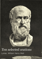 Ten Selected Orations