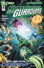 Green Lantern: New Guardians (2011-) #5
