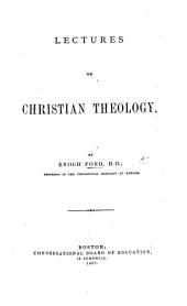 Lecture on Christian Theology