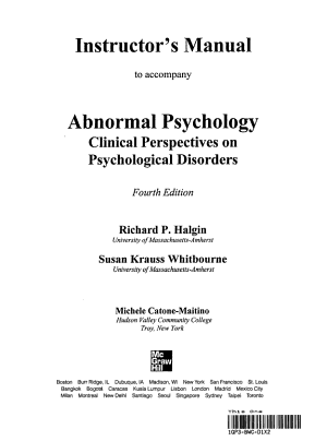 Ri Im Abnormal Psychology PDF