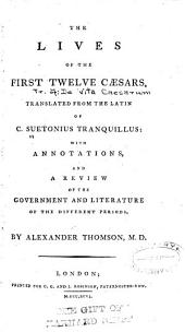 The Lives of the First Twelve Caesars