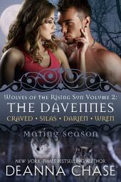 The Davennes: Wolves of the Rising Sun: Volume 2