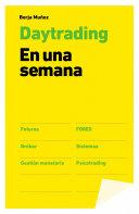 Day trading en una semana by Borja Muñoz Cuesta