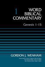 Genesis 1-15, Volume 1