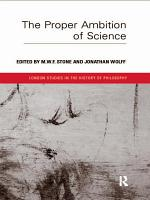 Proper Ambition of Science PDF
