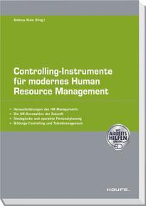 Controlling Instrument f  r modernes Human Resources Management mit Arbeitshilfen ONLINE PDF