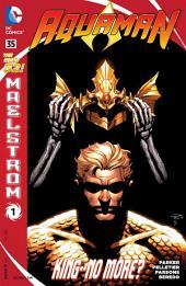 Aquaman (2011-) #35