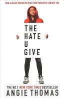 The Hate U Give PDF