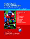 Plunkett's Sports Industry Almanac 2014