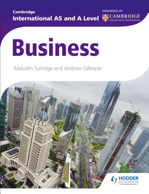Cambridge International AS and A Level Business PDF