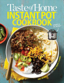 Taste Of Home Instant Pot Cookbook Book PDF