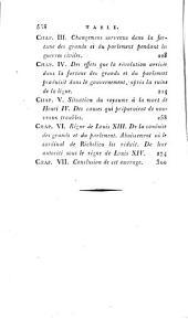 Collection complète de l'abbé de Mably: Observations sur l'histoire de France