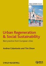 Urban Regeneration and Social Sustainability PDF
