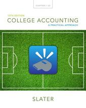 College Accounting: A Practical Approach, Edition 13