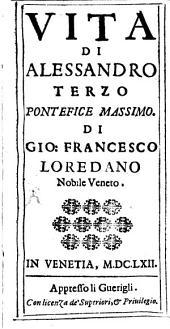 Vita di Alessandro III.