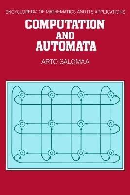 Computation and Automata PDF
