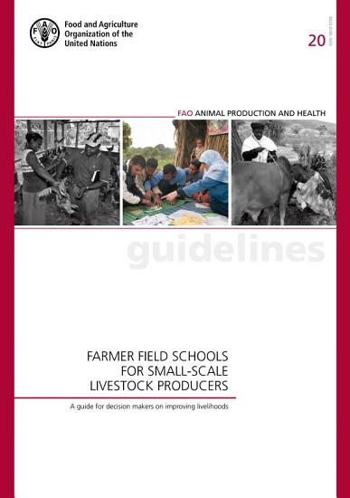 Farmer field schools for small scale livestock producers PDF
