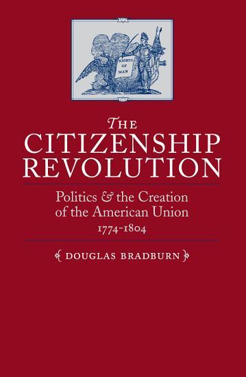 The Citizenship Revolution PDF
