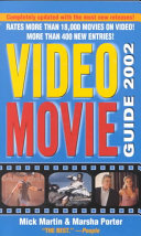 Video Movie Guide 2002