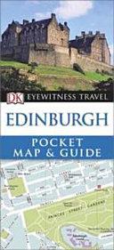 Edinburgh - DK Eyewitness Pocket Map and Guide