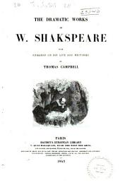 Dramatic Works of W. Shakespeare