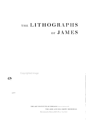 The Lithographs of James McNeill Whistler  Correspondence and technical studies  Whistler Way correspondence