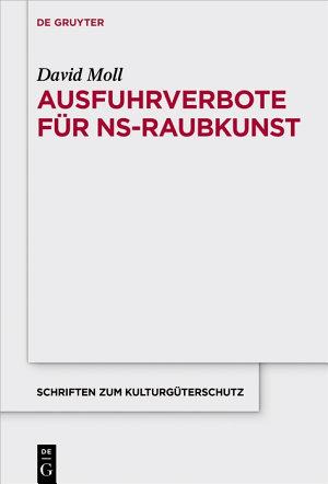Ausfuhrverbote f  r NS Raubkunst PDF